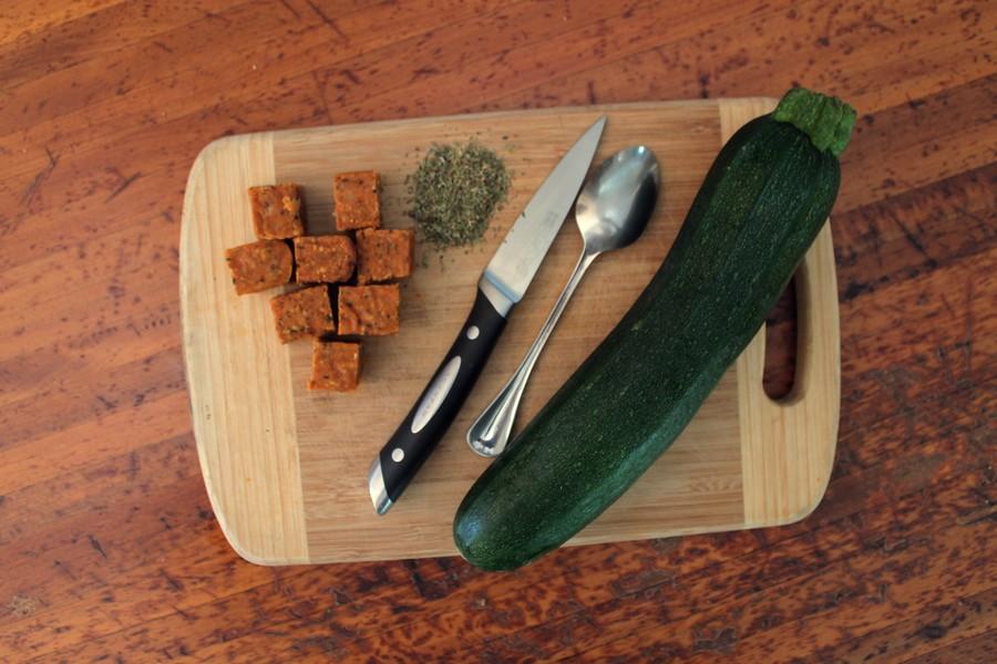 courgettes farcies végétales vegan