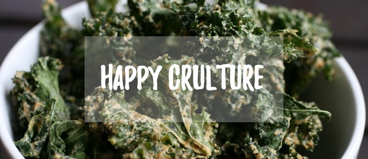 happy crulture cover