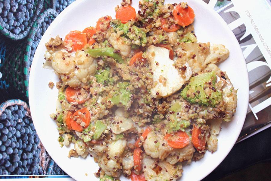 quinoa-legumes-recette