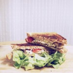 Sandwich vegan du love  Hello mes biches ! Lahellip
