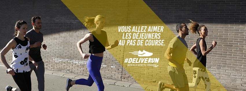 life on the run deliverun