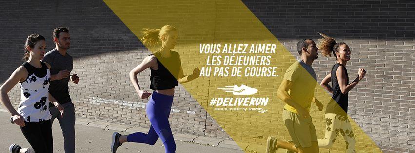 life on the run deliverun