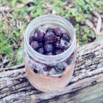 Le petit dej parfait Lait damandes chocolat graines de chiahellip