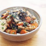 Aujourdhui on mange asiatique ! Un bol de nouilles udonhellip