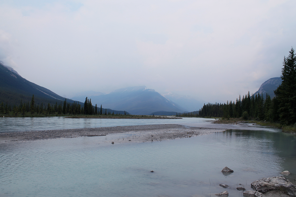 saskatchewan river crossing canada