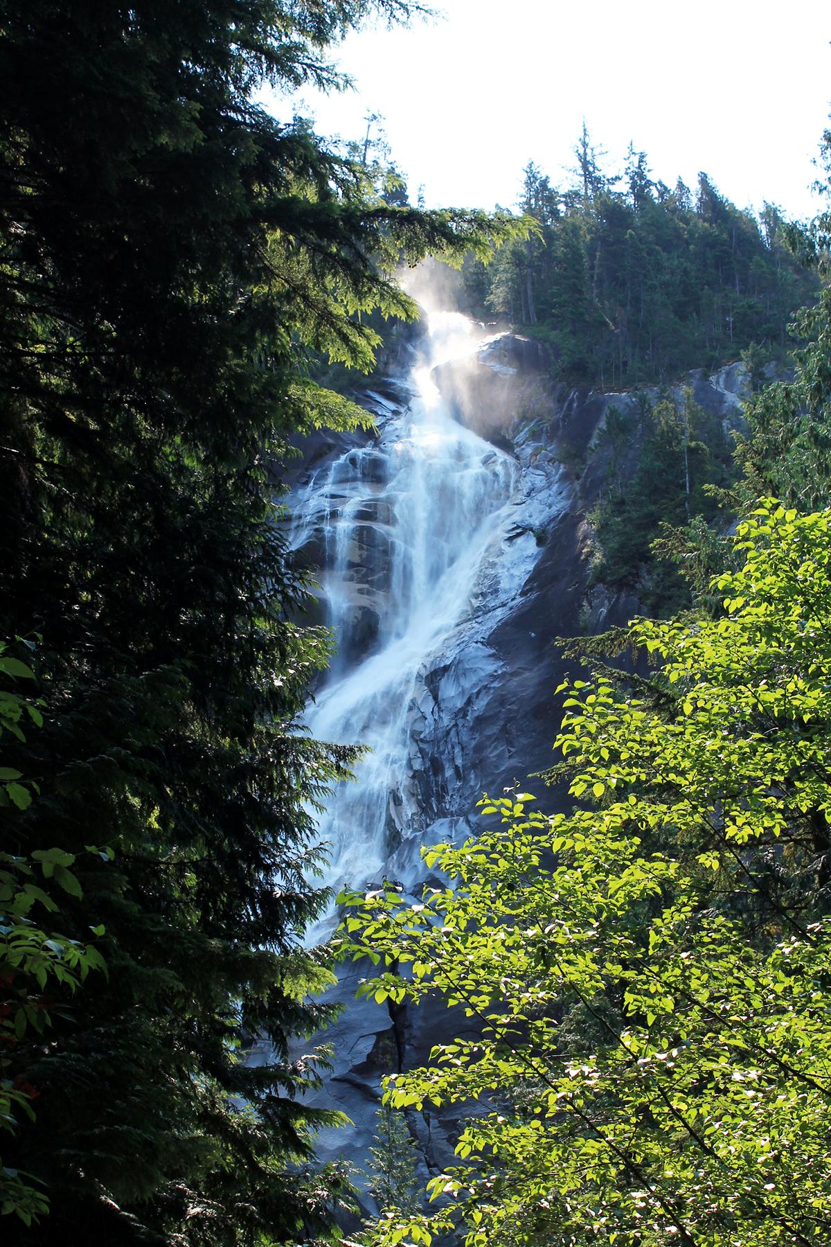 shannon falls canada